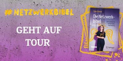 Leseevent #Netzwerkbibel mit Tijen Onaran @WeSpace in Zürich