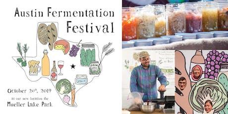 Austin Fermentation Festival 2019 (FREE!) tickets