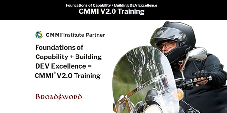 CMMI® V2.0 Training (Foundations of Capability + Building DEV Excellence) tickets