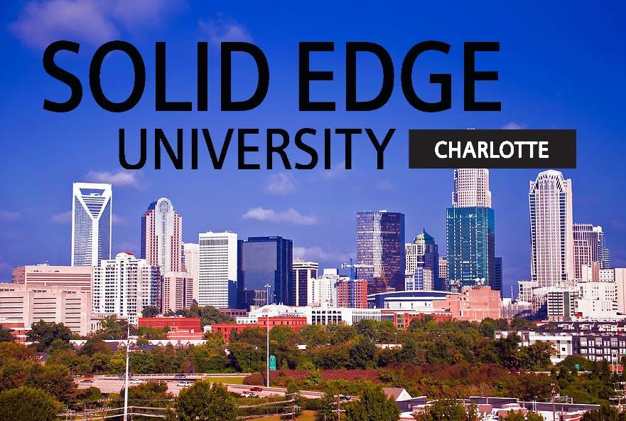 Solid Edge University- Charlotte