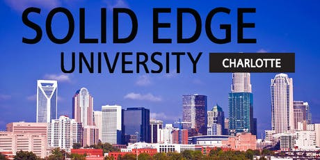 Solid Edge University- Charlotte tickets