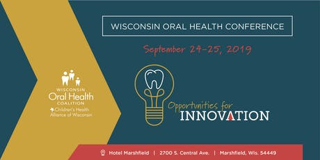 2019 Wisconsin Oral Health Conference tickets