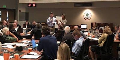 2019 South Carolina Drought Tabletop Exercise