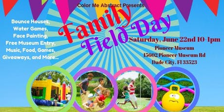 Family Field Day tickets