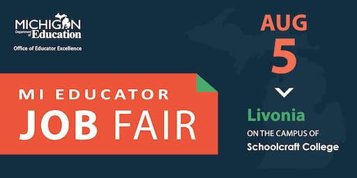 Educator Workforce Job Fair - Livonia