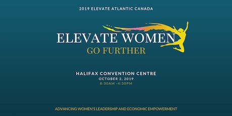 Elevate Atlantic Canada  tickets