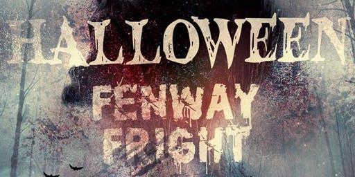 Fenway Fright Night Halloween Bar Crawl 2019