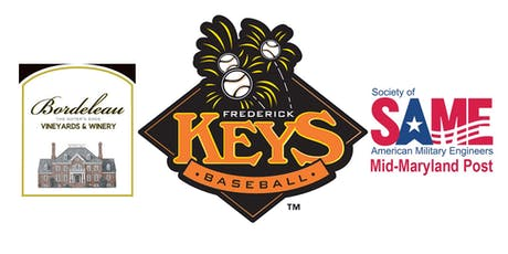 Key's Baseball & Bordeleau Wine Pairing Including Scholarship Recognition tickets