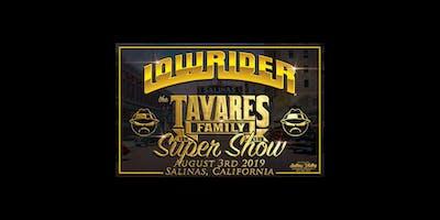 Lowrider Tavares Family Car Club Super Car Show & Concert