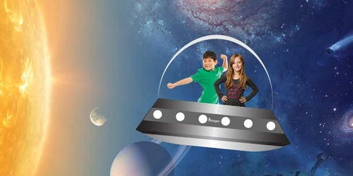 Young Space Voyagers: Holographic AR Space Exploration at Cupertino