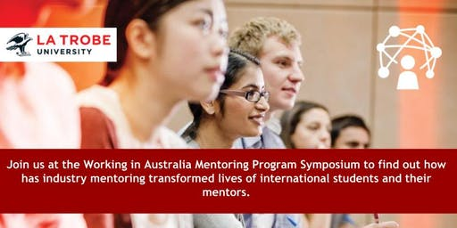 Working in Australia Mentoring Program Symposium