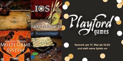 Playford Games presents