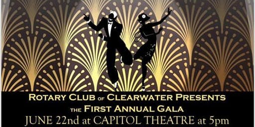 Rotary Club of Clearwater Presents 1920s Murder Mystery Gala