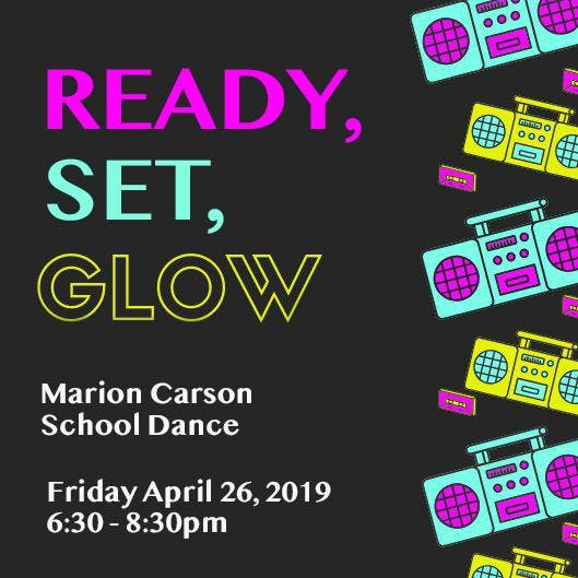 Ready, Set, Glow Dance