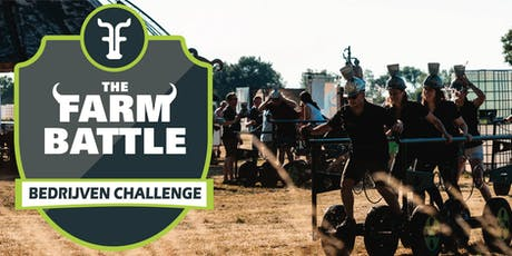 The Farm Battle, de leukste teambuilding van 2019 tickets