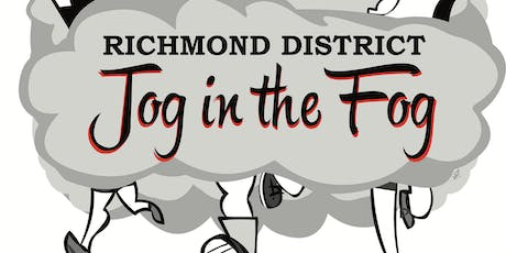 2019 Richmond District Jog in the Fog 5k tickets