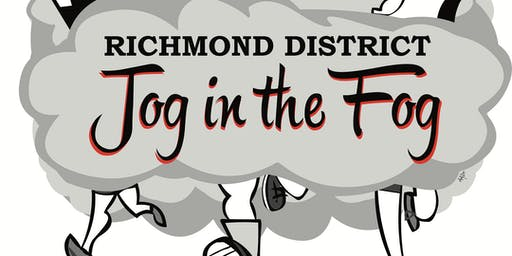 2019 Richmond District Jog in the Fog 5k