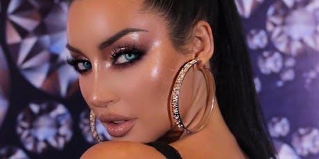 Alcantara Makeup Mexico D.F. boletos