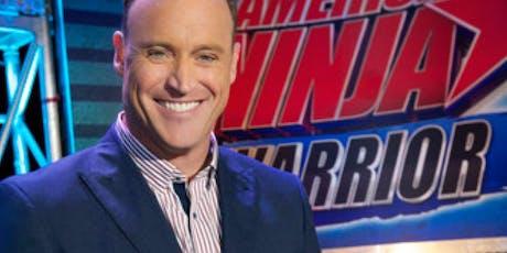 Comedian Matt Iseman host of American Ninja Warrior Live in Naples, FL tickets