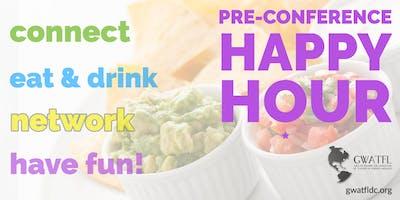GWATFL Happy Hour! Pre-Spring Conference 2019