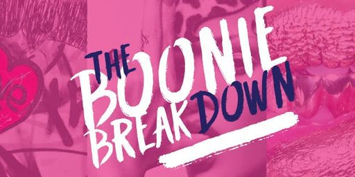 The Boonie Breakdown Podcast Live! Bmore!