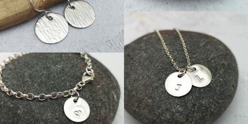 Jewellery Workshop - Make Your Own Silver Jewellery