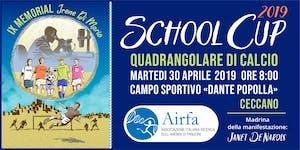 School Cup - IX Memorial Irene Di Mario