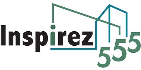Inspirez555 - Phase 3 : l'art public et le paysage tickets