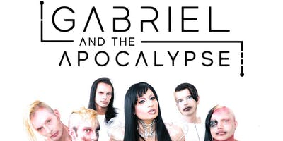 Gabriel and the Apocalypse - Album Release Party