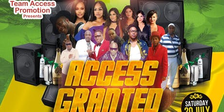 ACCESS GRANTED SUMMER PARTY tickets