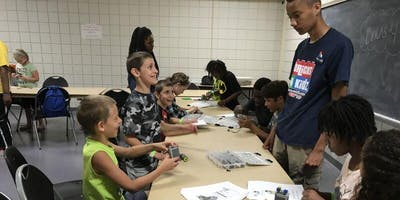 Adventure (Ages 8-12) Ice Invaders Camp