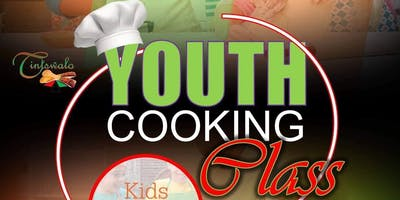 Youth Cooking Class - Girls Only