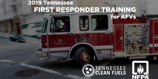 2019 Tennessee First Responder Training for Alternative Fuel Vehicle Safety