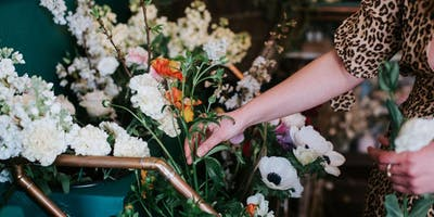 Bunches of love: A Mother's Day flower arranging workshop at Milk Bar