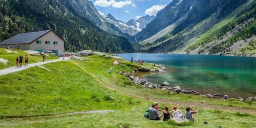 Camping et randonnée dans le cirque de Gavarnie