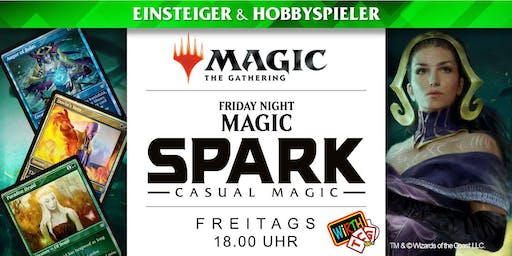 Friday Night Magic: SPARK - Krieg der Funken Saison