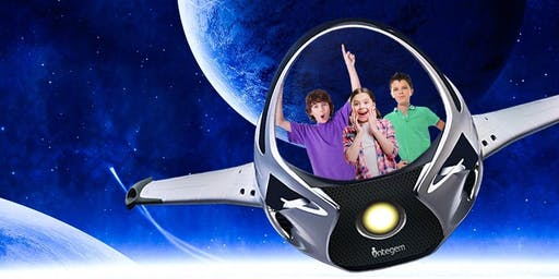 Teen Space Voyagers: Holographic AR Space Exploration at Fremont