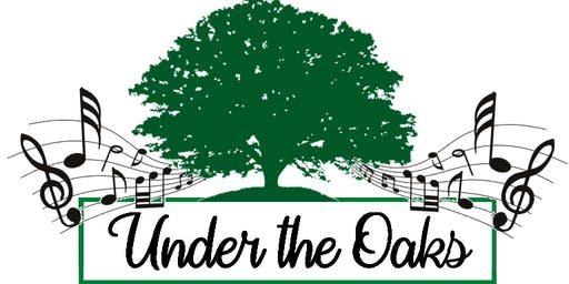Under the Oaks Concert Series