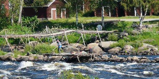 Kusinträff Kerttu 2019 - Middag Forsen 2-Aug (OSA 5 Juni)