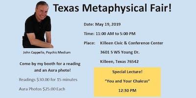 Texas Metaphysical Fair Killeen, Texas