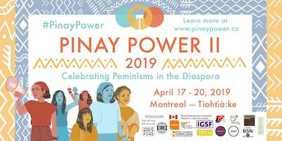 Pinay Power II: Workshop Registration