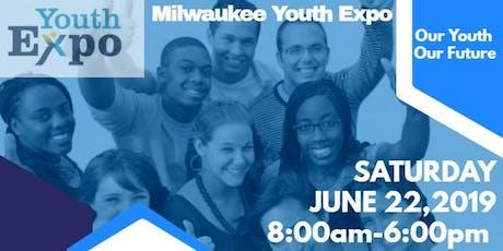 2019 Milwaukee Youth Expo tickets