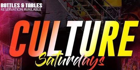 CULTURE SATURDAYS tickets