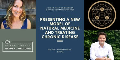 Presenting a New Model of Natural Medicine and Treating Chronic Disease.