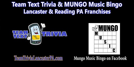 Lancaster Trivia Night, Team Trivia & MUNGO @ American Legion tickets
