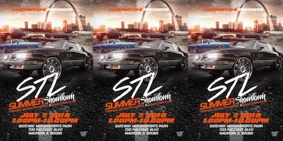 STL Summer Showdown Car/Bike Show, Grudge Race & Sound Competition