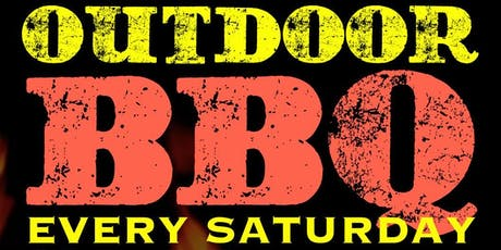 Outdoor BBQ at THE MARKET tickets