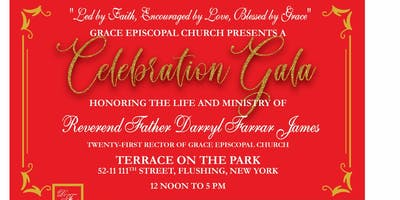 A Celebration Gala honoring The Reverend Father Darryl F. James