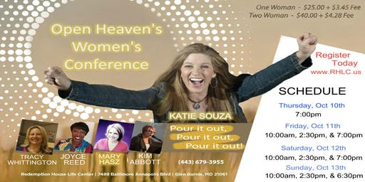 Open Heavens Women's Conference 2019