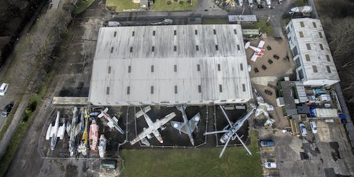 Ghost Hunt of The South Yorkshire Air Museum
